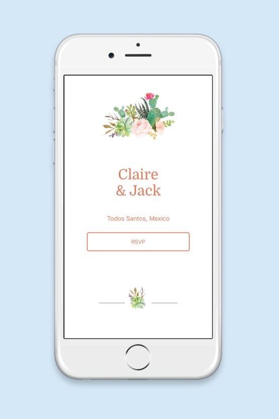 The Wedding App That Will Make Your Wedding Day Run Flawlessly | Joy RSVP