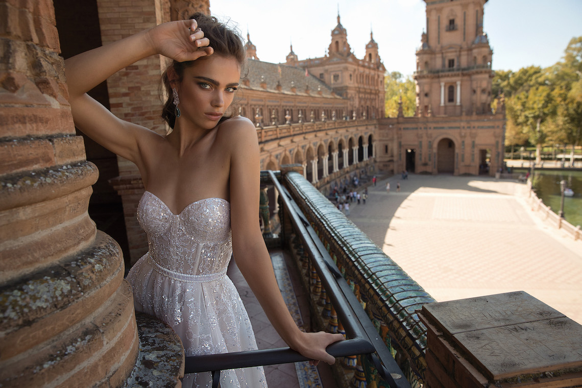 World Exclusive: The Sparkling Berta Fall 2018 Seville Collection 12