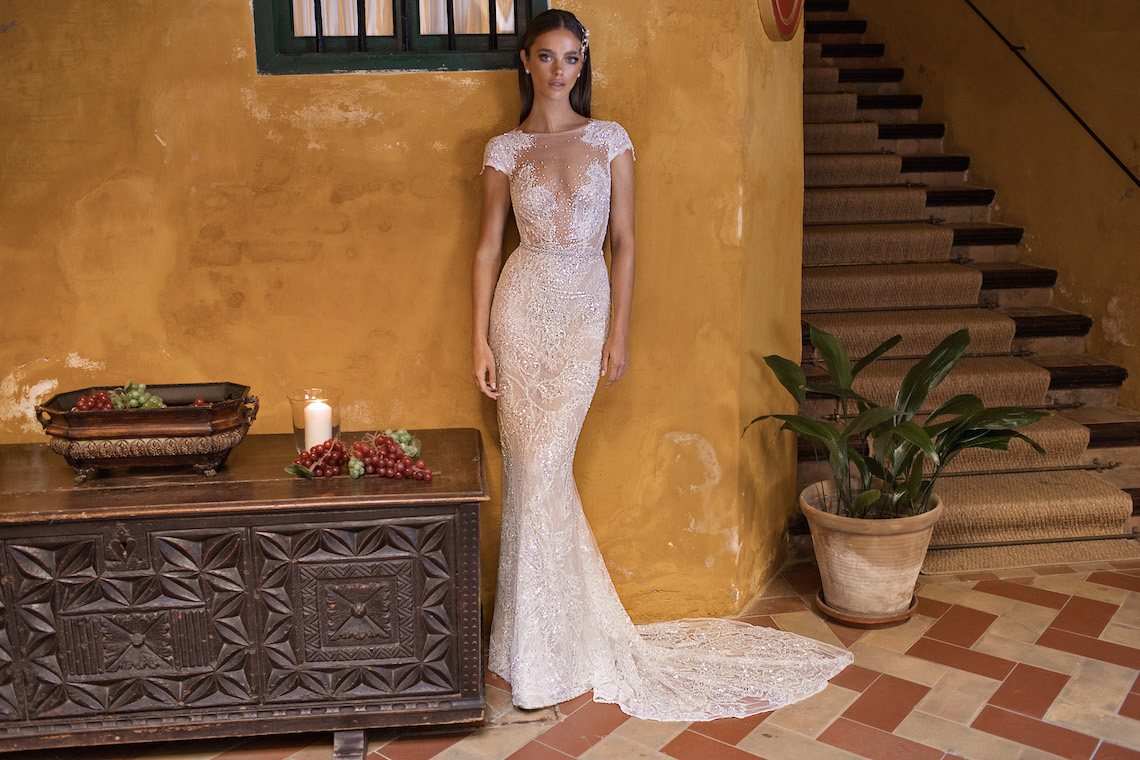 World Exclusive: The Sparkling Berta Fall 2018 Seville Collection 15