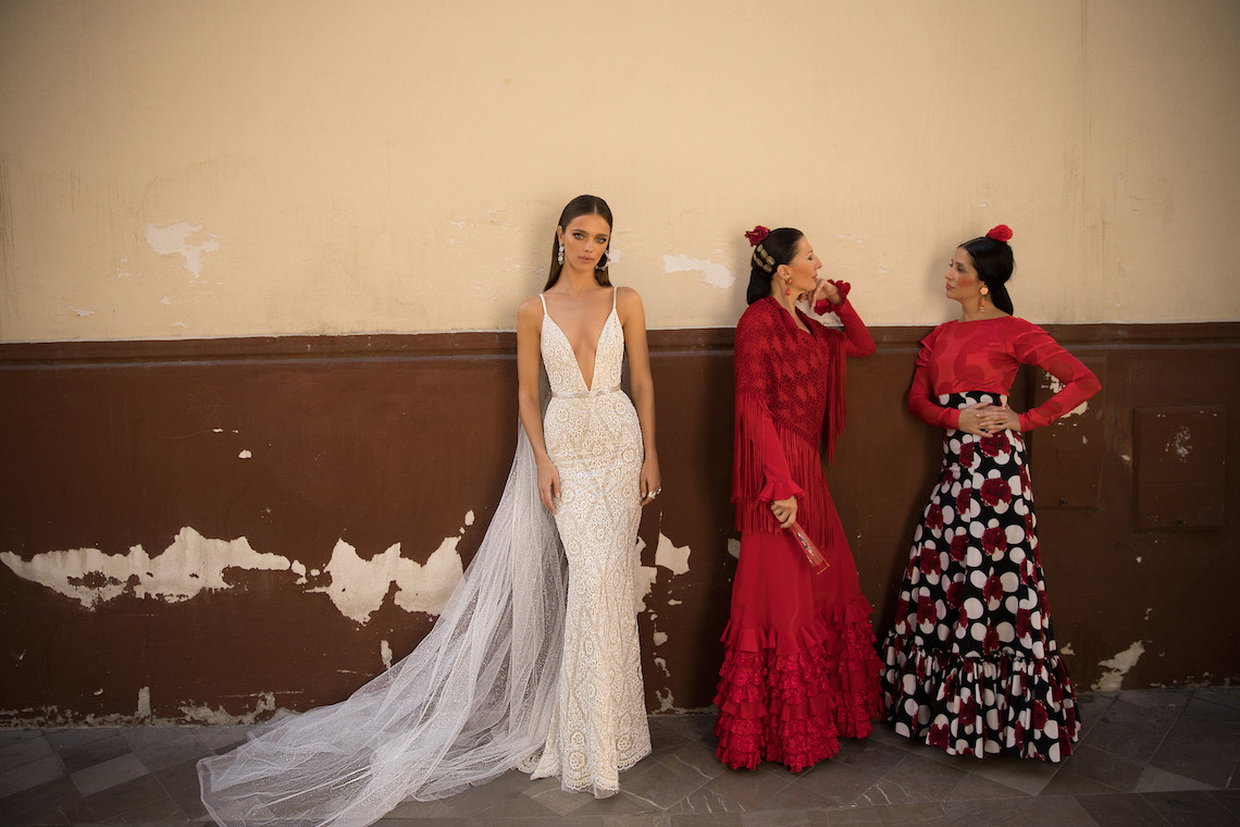 World Exclusive: The Sparkling Berta Fall 2018 Seville Collection 18