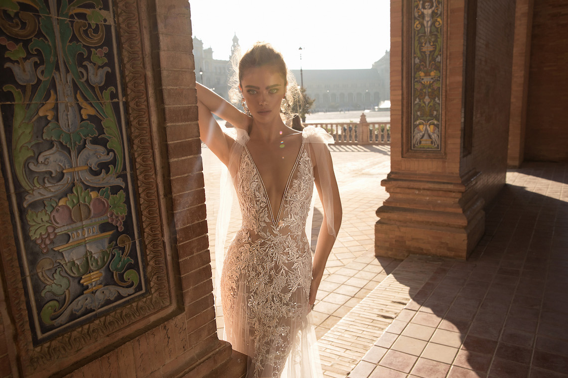World Exclusive: The Sparkling Berta Fall 2018 Seville Collection 2