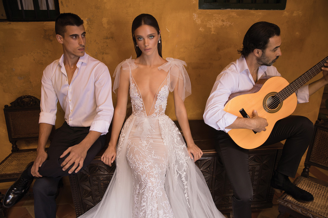 World Exclusive: The Sparkling Berta Fall 2018 Seville Collection 21