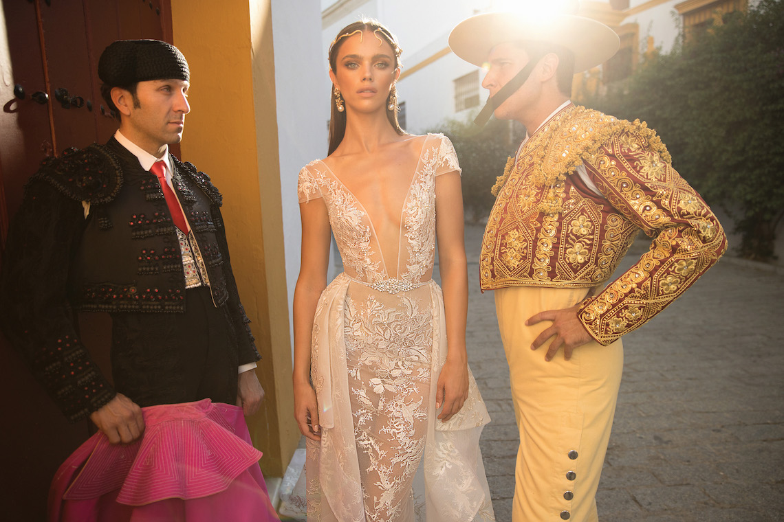 World Exclusive: The Sparkling Berta Fall 2018 Seville Collection 26