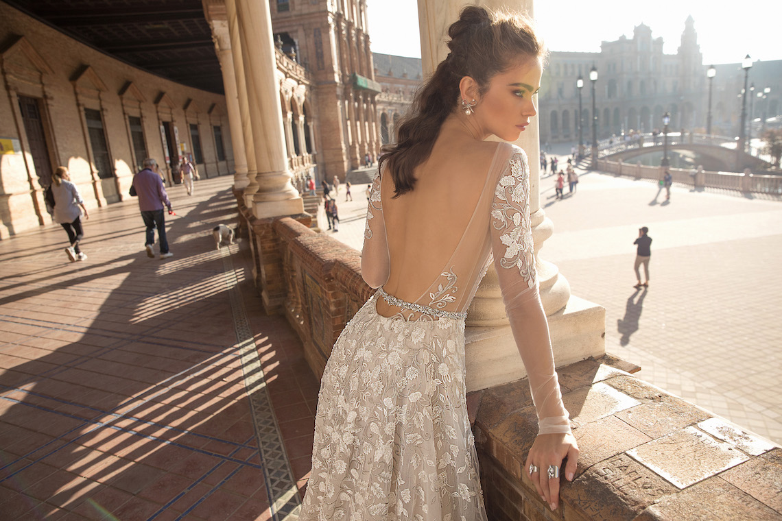 World Exclusive: The Sparkling Berta Fall 2018 Seville Collection 3