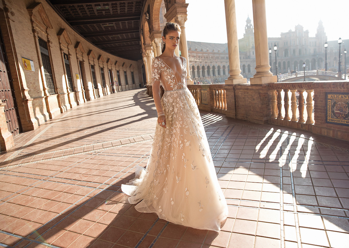 World Exclusive: The Sparkling Berta Fall 2018 Seville Collection 4