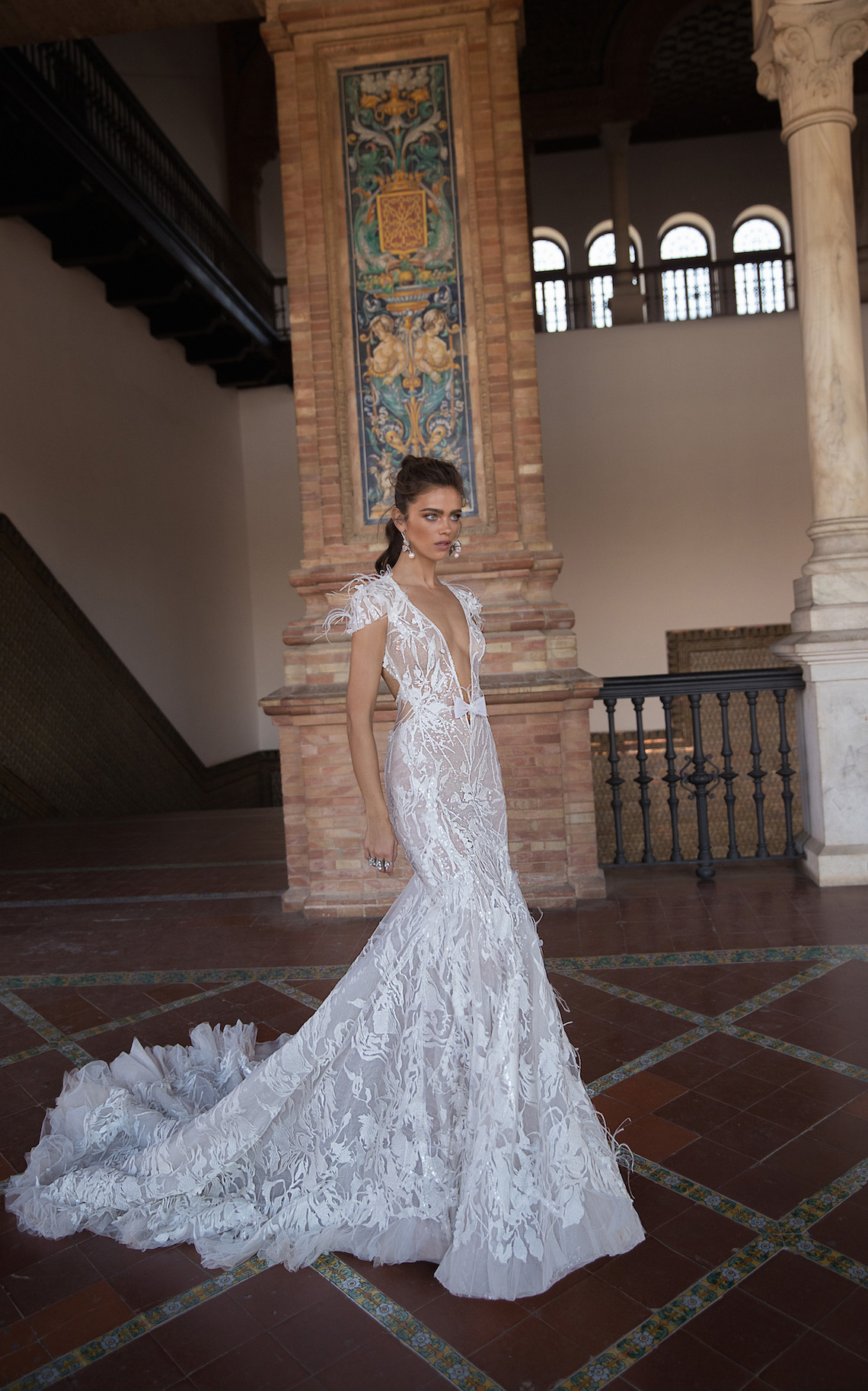 World Exclusive: The Sparkling Berta Fall 2018 Seville Collection 41