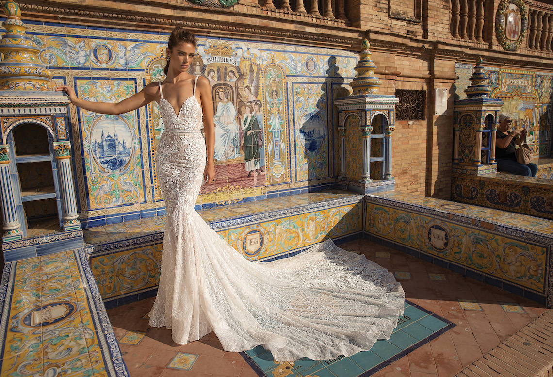 World Exclusive: The Sparkling Berta Fall 2018 Seville Collection 5