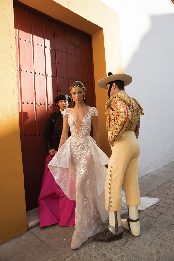 World Exclusive: The Sparkling Berta Fall 2018 Seville Collection 57