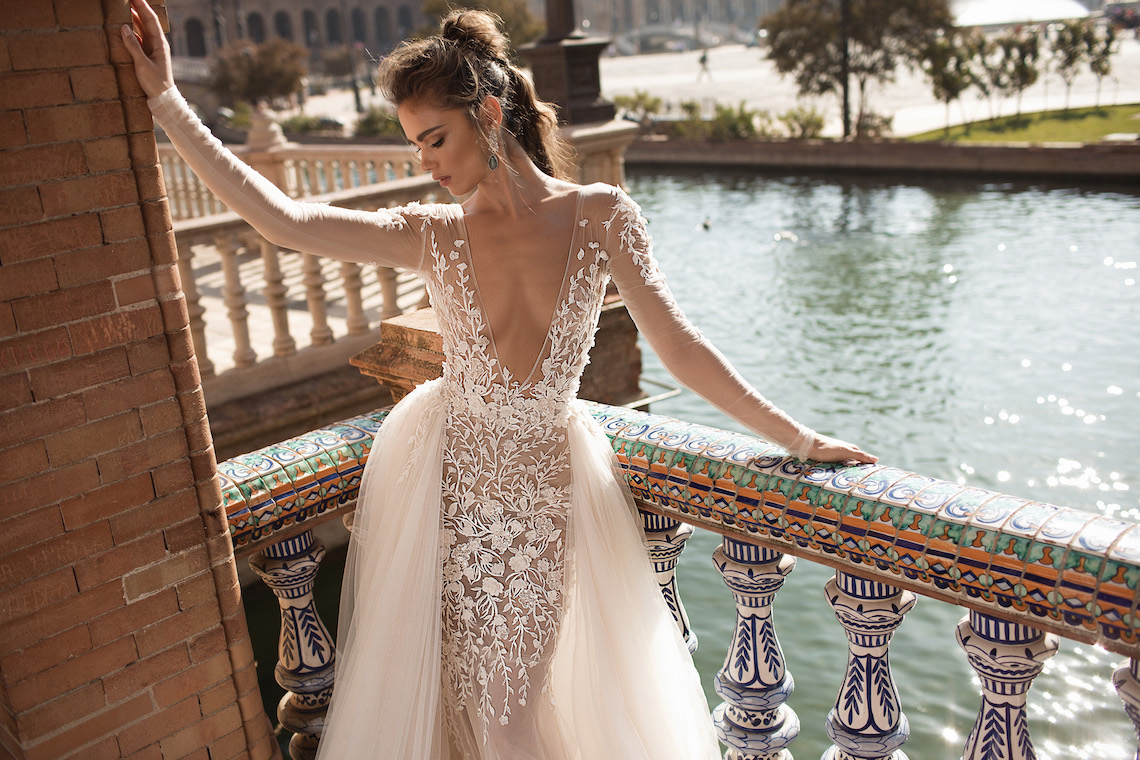 World Exclusive: The Sparkling Berta Fall 2018 Seville Collection 6