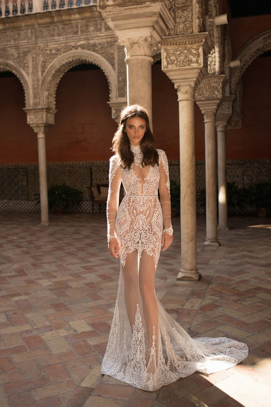 World Exclusive: The Sparkling Berta Fall 2018 Seville Collection 69