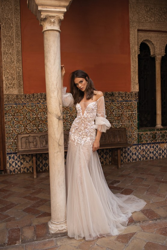 World Exclusive: The Sparkling Berta Fall 2018 Seville Collection 71