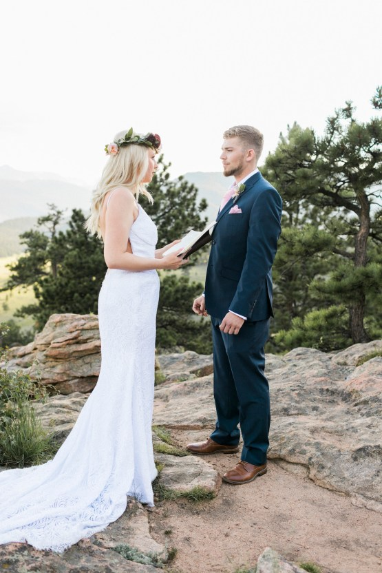 A Scenic Rocky Mountain Elopement | Sarah Porter Photography 70
