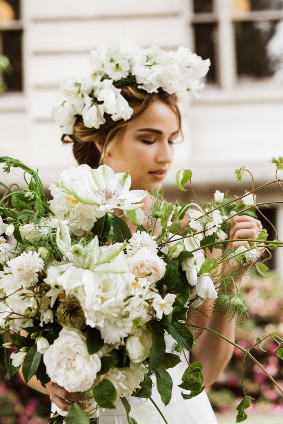 Cool Courthouse Wedding Inspiration Featuring A Bridal Jumpsuit   Rachel Birkhofer Photography 21