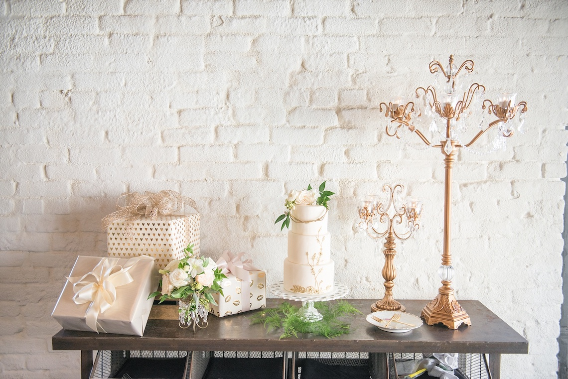 Gorgeous Buttercream & Ivory Wedding Inspiration | Anna + Mateo 47