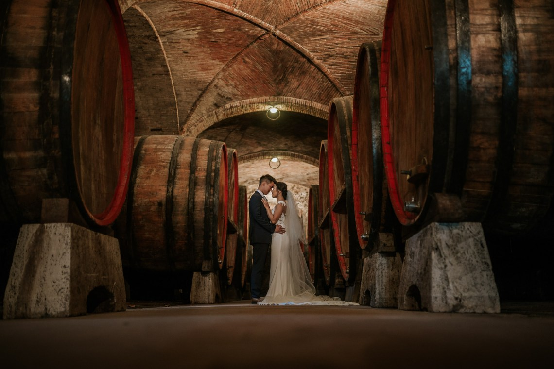 Intimate, Eucalyptus Filled, Destination Wedding in Italy | Alberto e Alessandra Photography 15