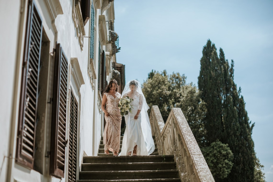 Intimate, Eucalyptus Filled, Destination Wedding in Italy | Alberto e Alessandra Photography 5