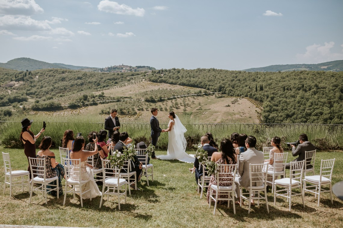 Intimate, Eucalyptus Filled, Destination Wedding in Italy | Alberto e Alessandra Photography 7