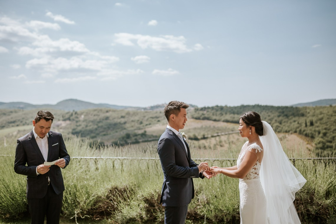 Intimate, Eucalyptus Filled, Destination Wedding in Italy | Alberto e Alessandra Photography 8