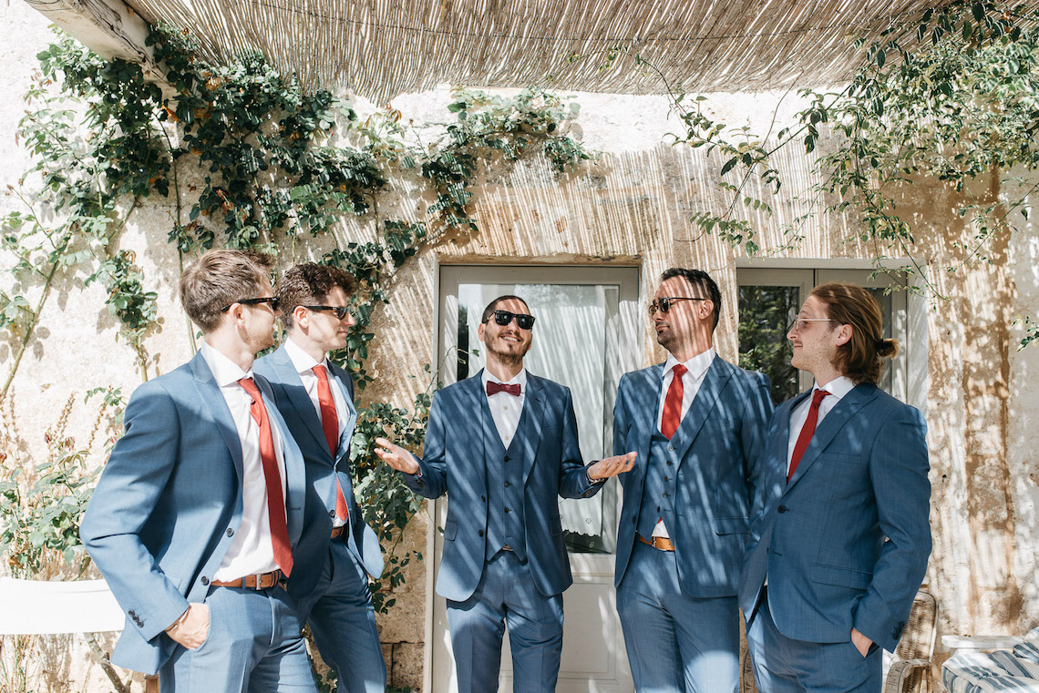 Modern & Stylish Destination Wedding In Italy | Stefano Stantucci 13