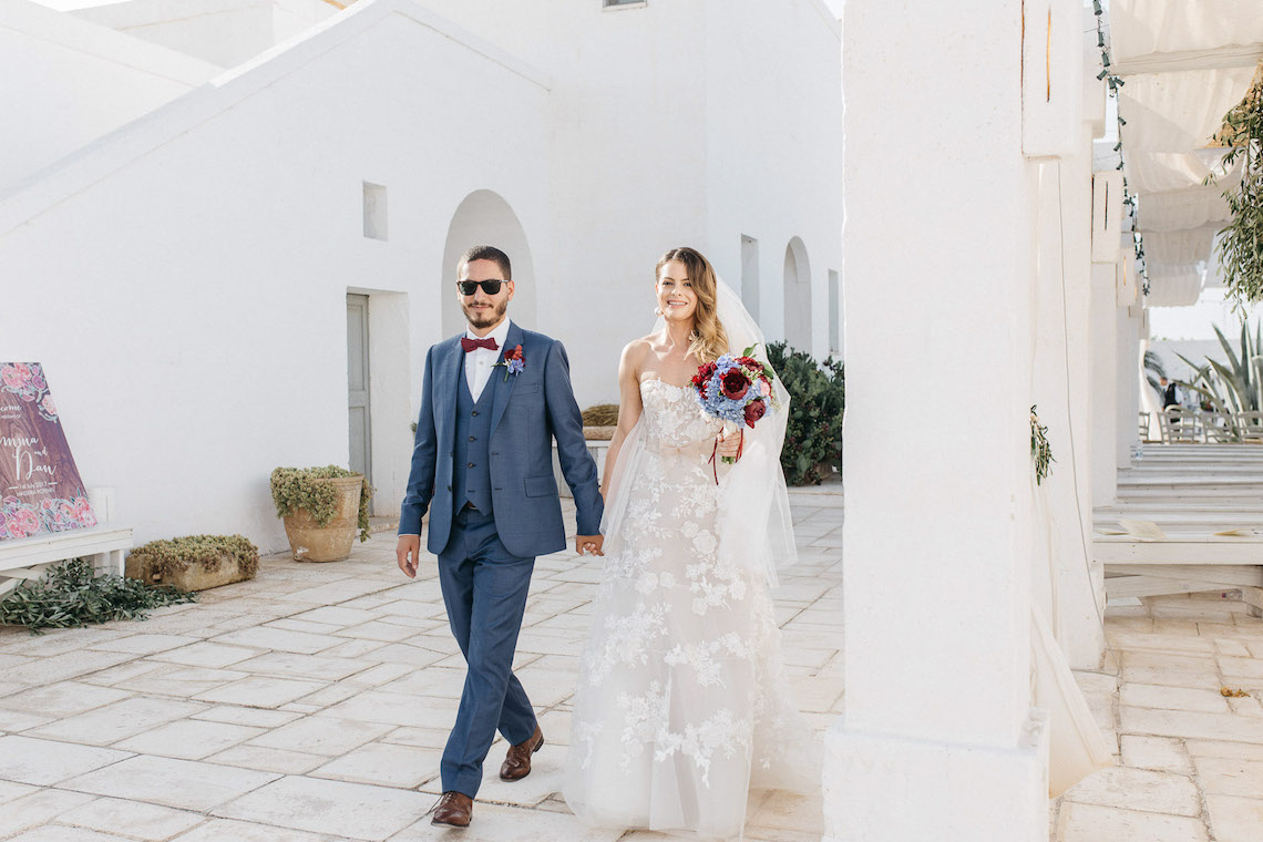 Modern & Stylish Destination Wedding In Italy | Stefano Stantucci 19