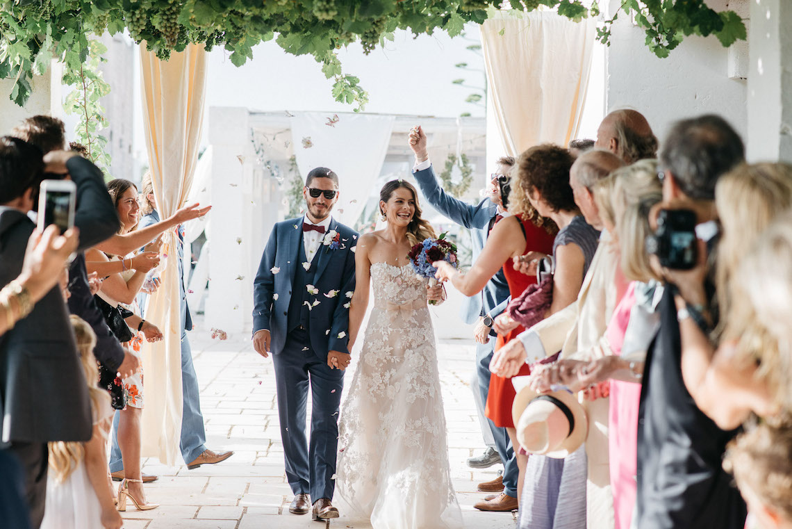 Modern & Stylish Destination Wedding In Italy | Stefano Stantucci 20
