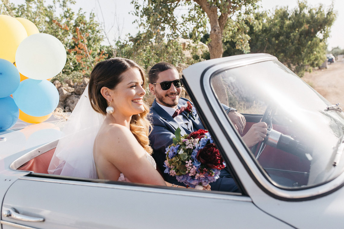 Modern & Stylish Destination Wedding In Italy | Stefano Stantucci 21