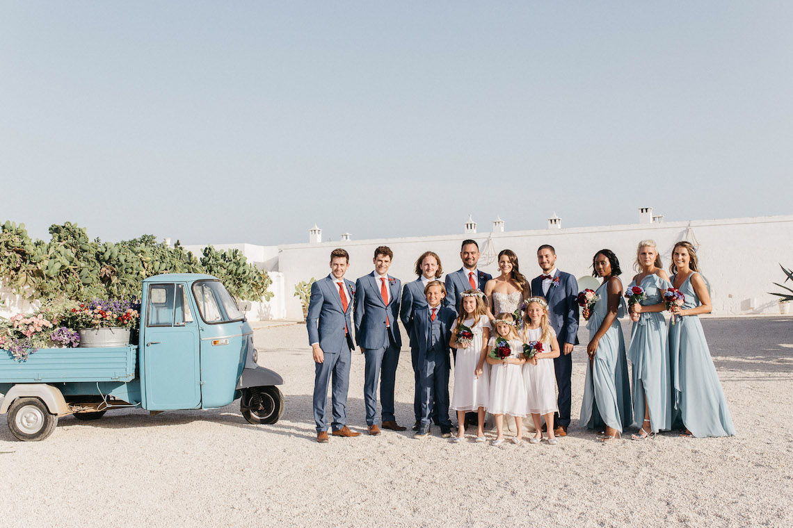 Modern & Stylish Destination Wedding In Italy | Stefano Stantucci 25