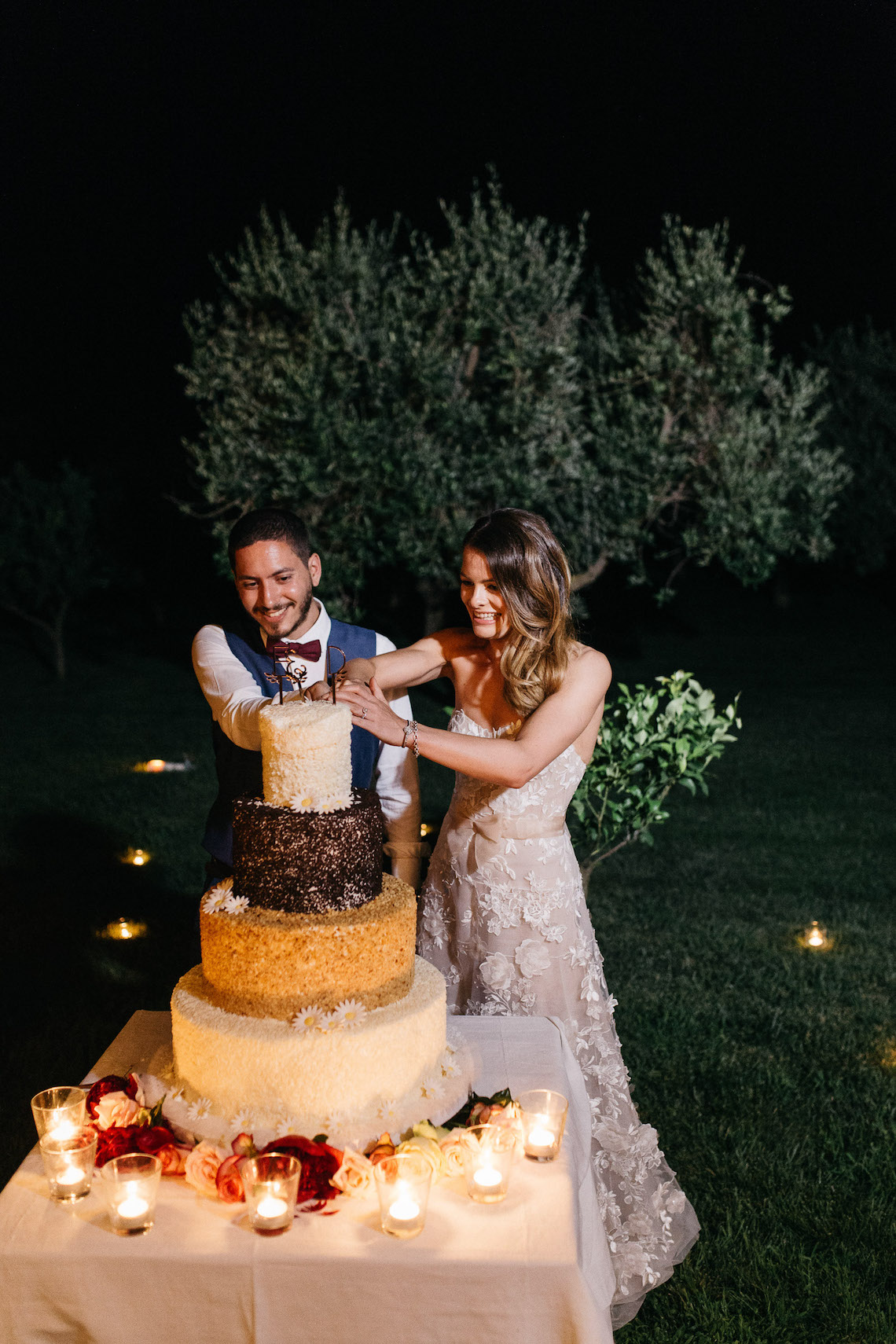 Modern & Stylish Destination Wedding In Italy | Stefano Stantucci 54