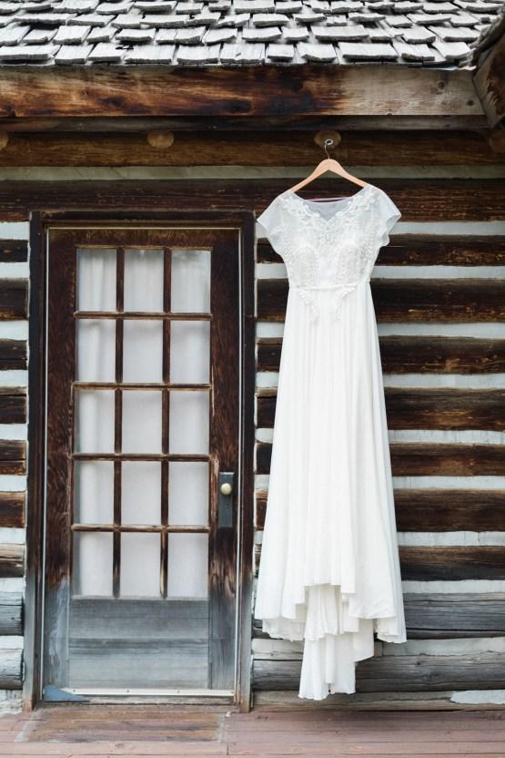 Rustic Montana Ranch Wedding | Emily Blumberg Photography 11