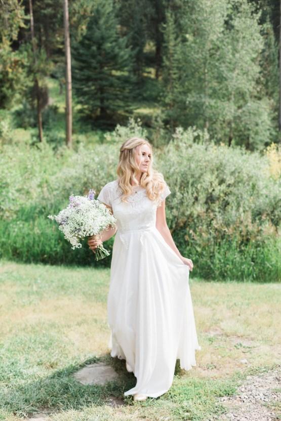 Rustic Montana Ranch Wedding | Emily Blumberg Photography 29