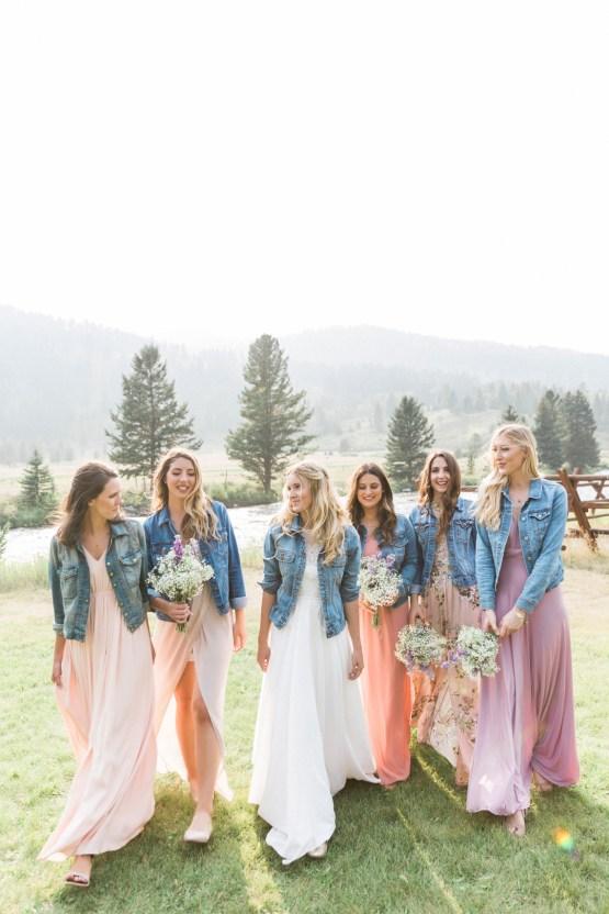 Rustic Montana Ranch Wedding | Emily Blumberg Photography 43