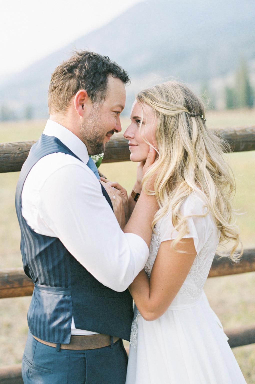 Rustic Montana Ranch Wedding | Emily Blumberg Photography 52