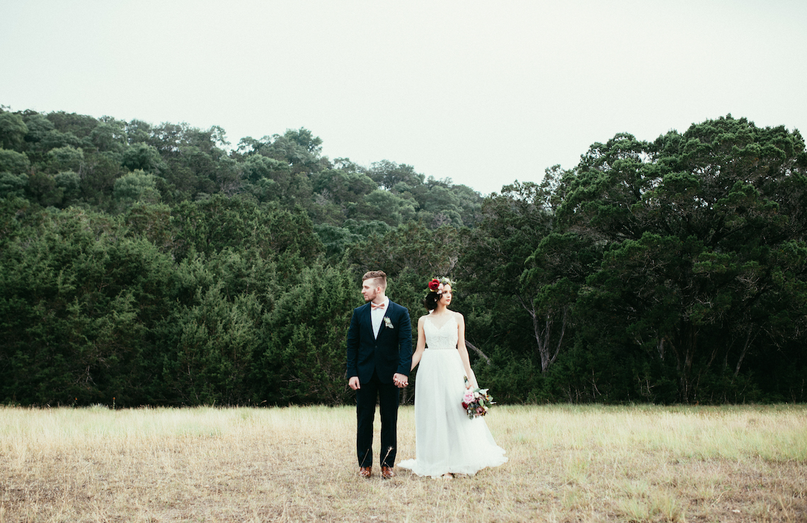 Colorful, Natural Boho Wedding (With Donuts!) | Morgan Brooks Photography 21