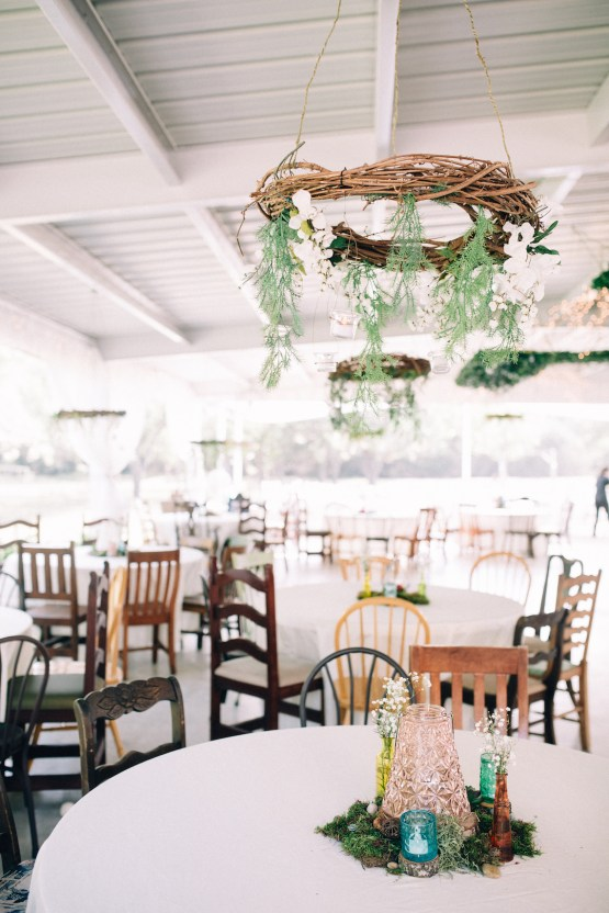Colorful, Natural Boho Wedding (With Donuts!) | Morgan Brooks Photography 23