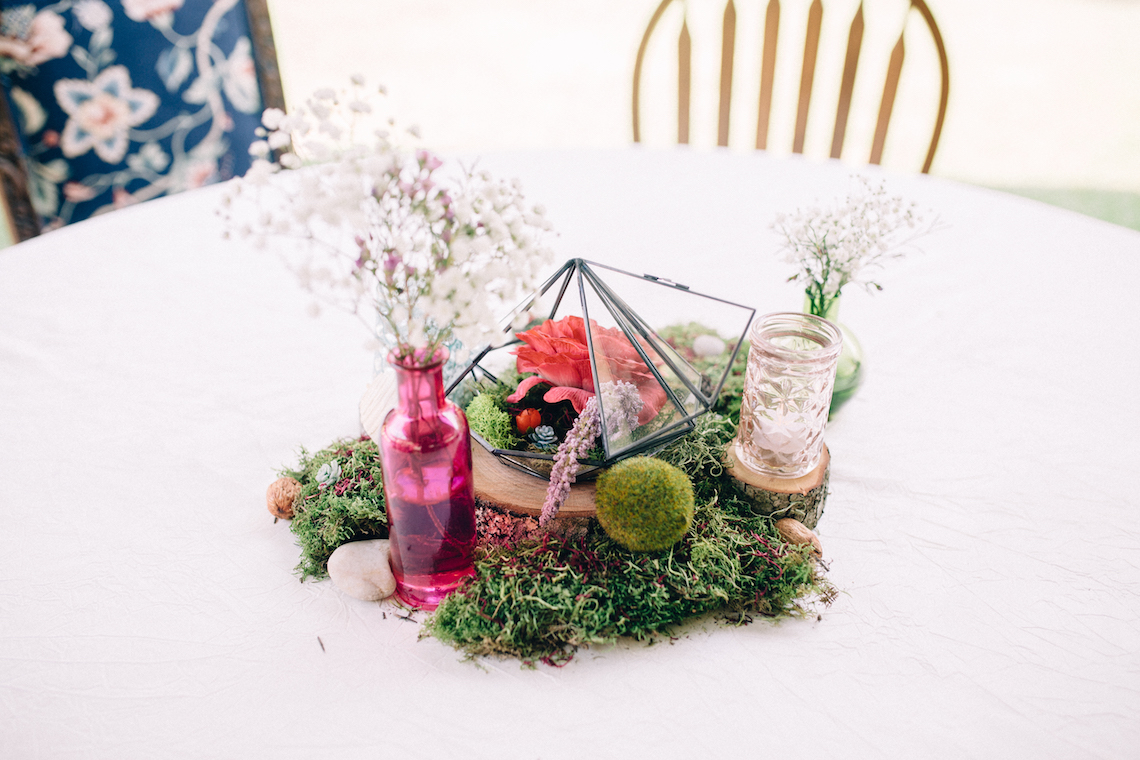 Colorful, Natural Boho Wedding (With Donuts!) | Morgan Brooks Photography 3