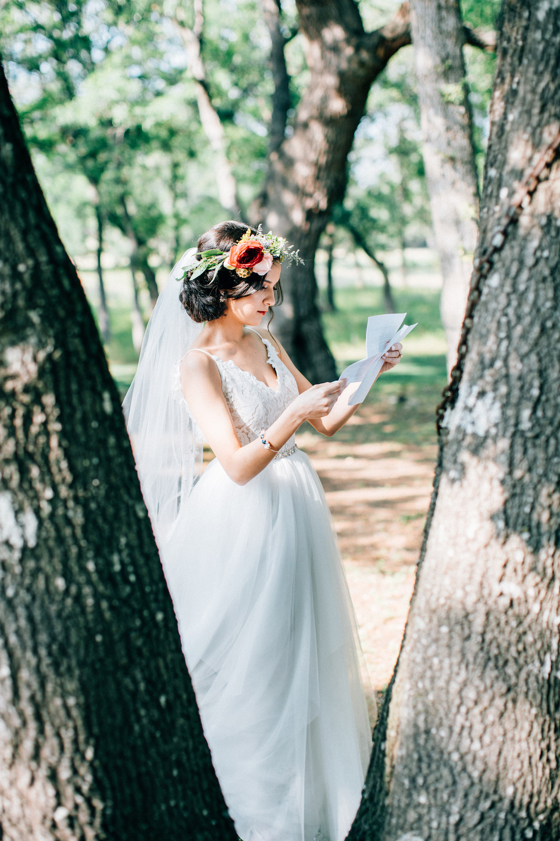 Colorful, Natural Boho Wedding (With Donuts!) | Morgan Brooks Photography 35