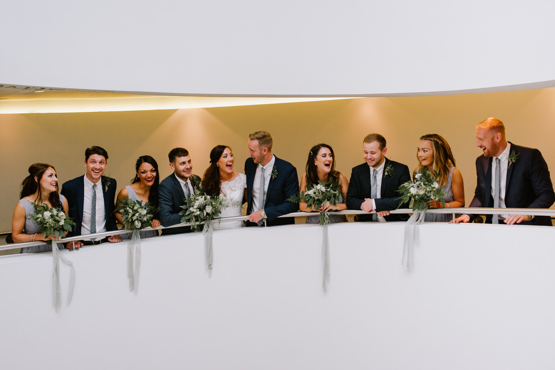 Cool, Modern London Wedding   Oliver McGivern Photography 10