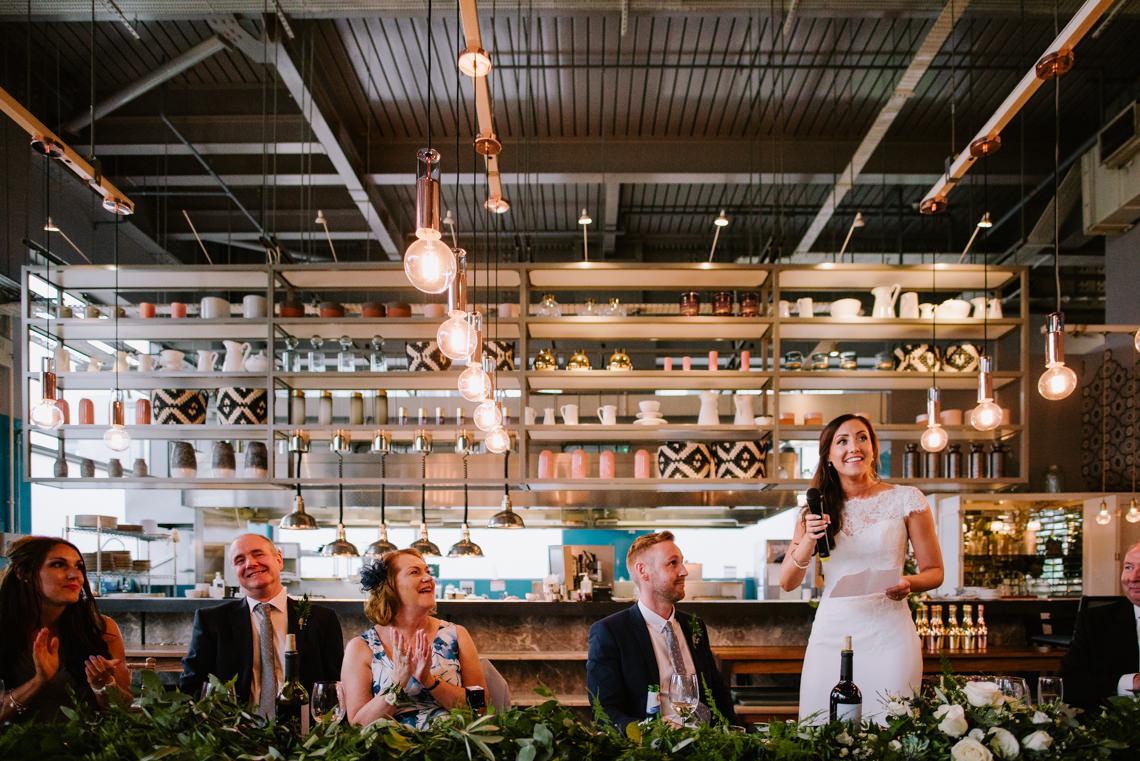 Cool, Modern London Wedding   Oliver McGivern Photography 13
