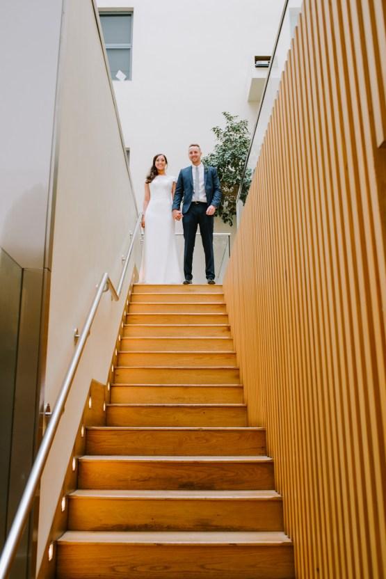 Cool, Modern London Wedding   Oliver McGivern Photography 32