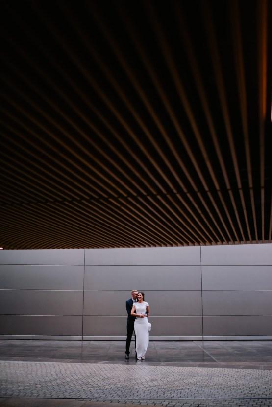Cool, Modern London Wedding   Oliver McGivern Photography 35