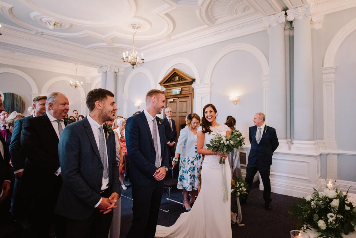 Cool, Modern London Wedding   Oliver McGivern Photography 4