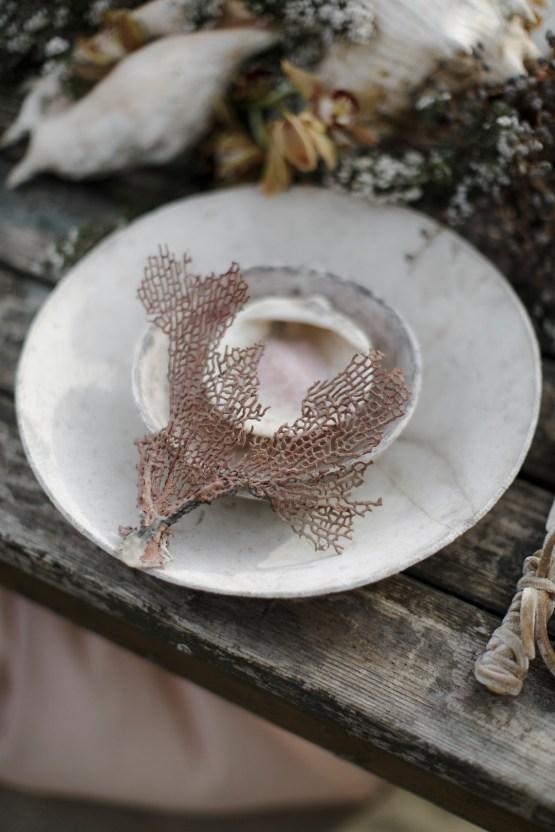Driftwood & Seagrass, Seaside Boho Wedding Inspiration | Monica Leggio 14