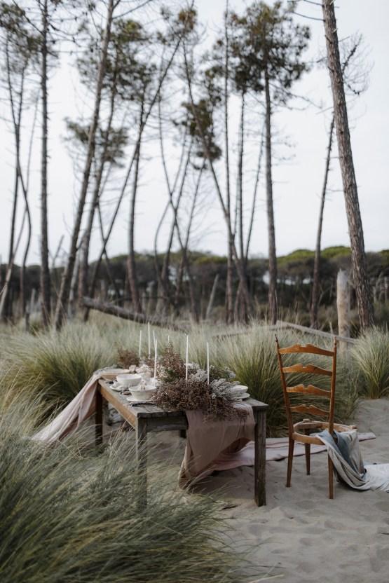 Driftwood & Seagrass, Seaside Boho Wedding Inspiration | Monica Leggio 18