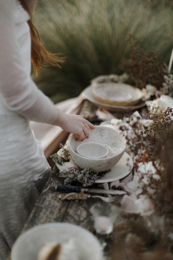 Driftwood & Seagrass, Seaside Boho Wedding Inspiration | Monica Leggio 23