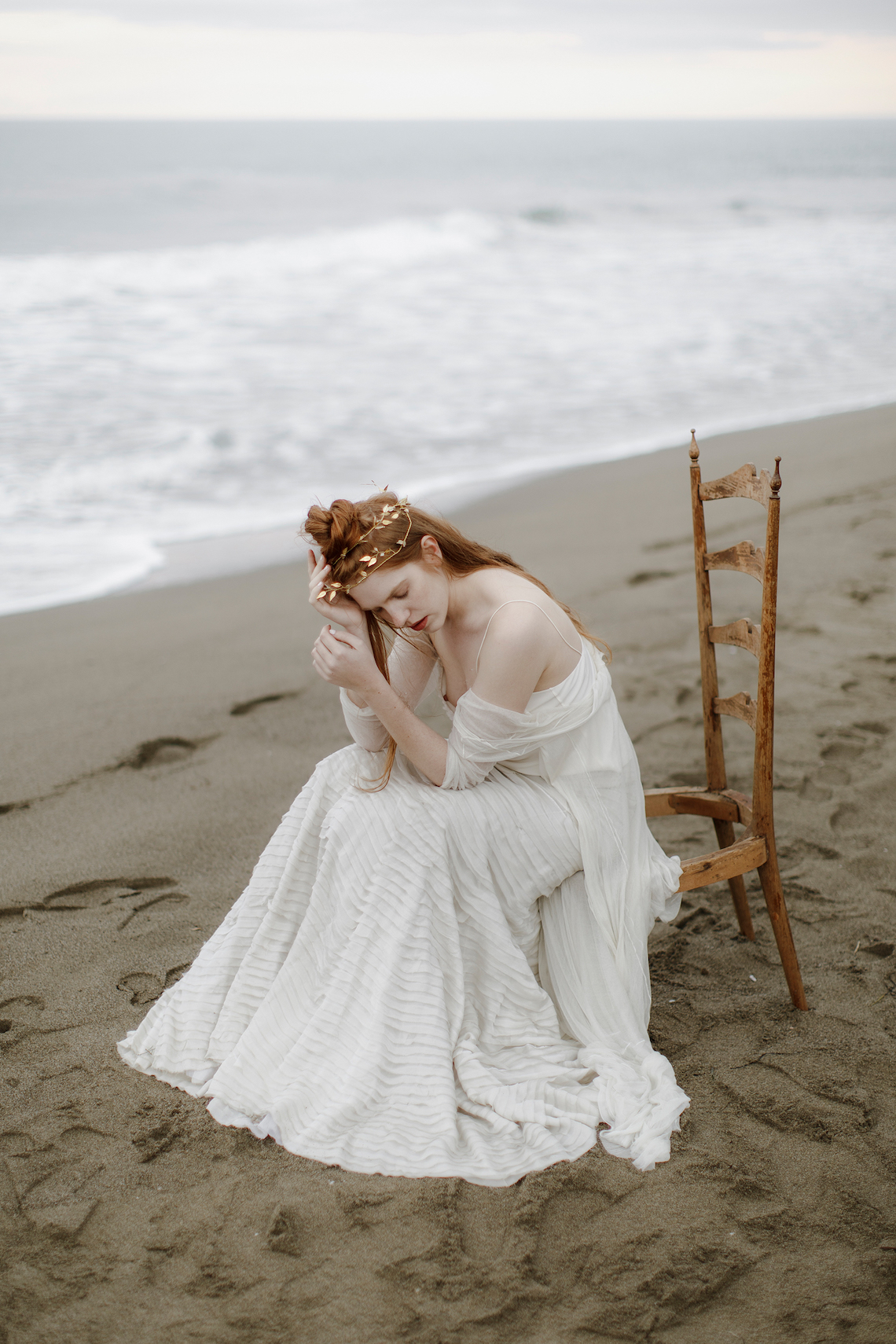 Driftwood & Seagrass, Seaside Boho Wedding Inspiration | Monica Leggio 36