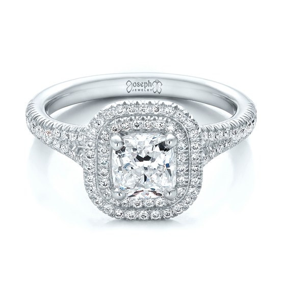 Engagement Ring 101 What's Your Ideal Diamond Ring Shape | Cushion Cut | Joseph Jewelry 4
