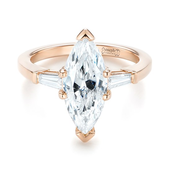 Engagement Ring 101 What's Your Ideal Diamond Ring Shape | Marquise Cut | Joseph Jewelry