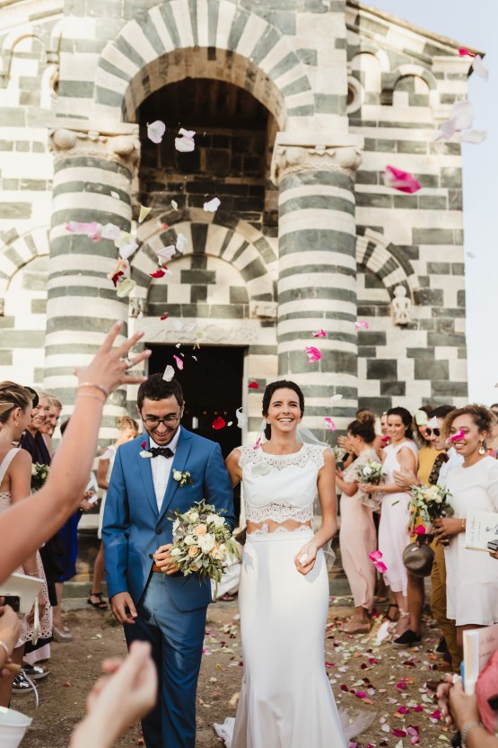 Epic Fashion Filled Wedding Weekend in Corsica | Magdalena Studios 13