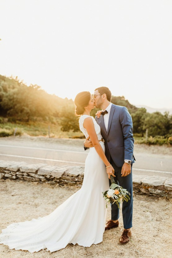 Epic Fashion Filled Wedding Weekend in Corsica | Magdalena Studios 25