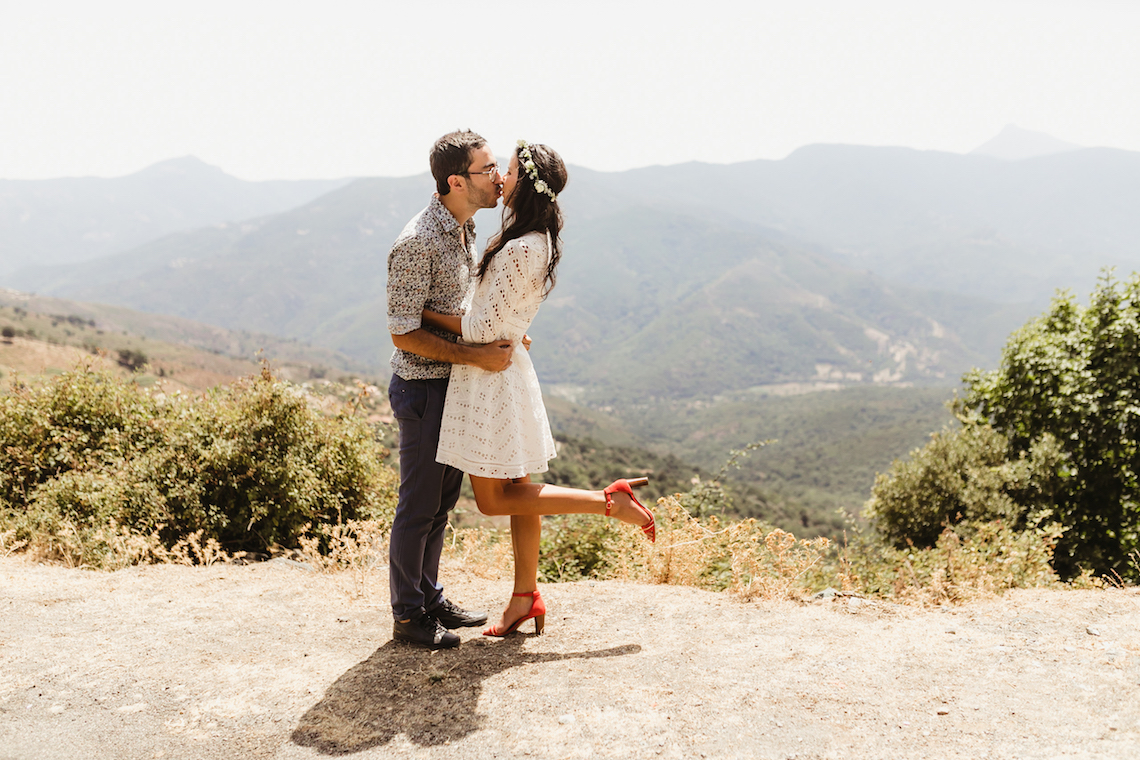 Epic Fashion Filled Wedding Weekend in Corsica | Magdalena Studios 47